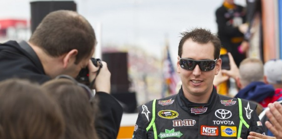 Kyle Busch preview
