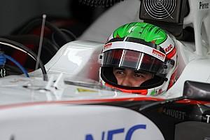 Formula 1 Sauber Qualification Report