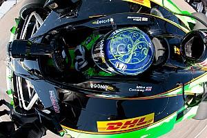 IndyCar Andretti Autosport qualifying report