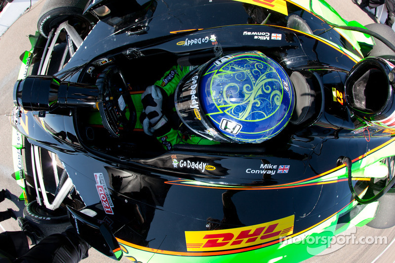 Andretti Autosport qualifying report