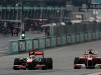 Hamilton, Alonso penalised for Malaysia duel