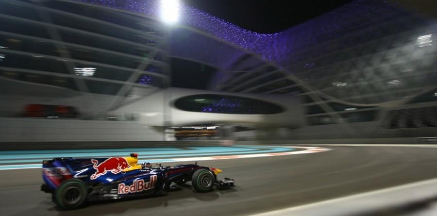 Track changes confirmed for Abu Dhabi, Brazil