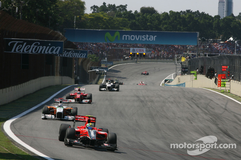 Interlagos run-off to be ready for 2011 race