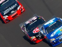 Cup drivers look to dominate Talladega Nationwide race