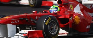 Ferrari Race Report