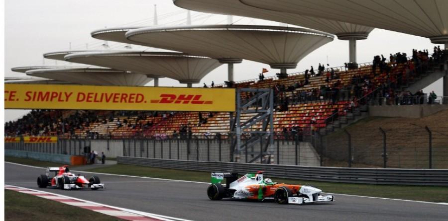 Sutil eyes 'next step' in stalling F1 career