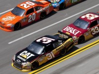 Richard Childress Racing race report