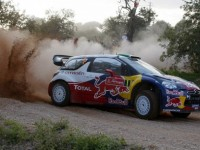 Loeb Plows Through For Early Rally d'Italia Sardegna Lead