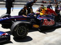 Turkish GP Red Bull Qualifying Report