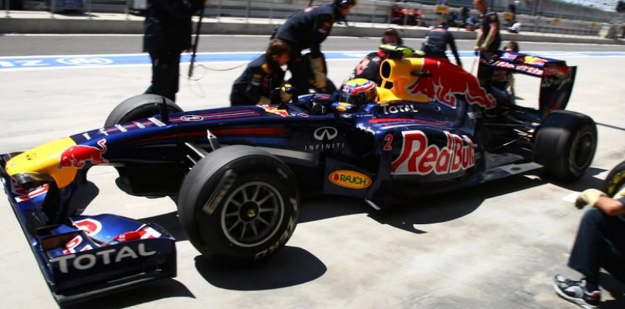 Turkish GP Red Bull Qualifying Report