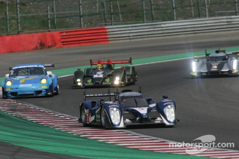 Le Mans Series Spa Race Report