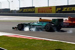 GP2 FDA Istanbul Race 1 Report
