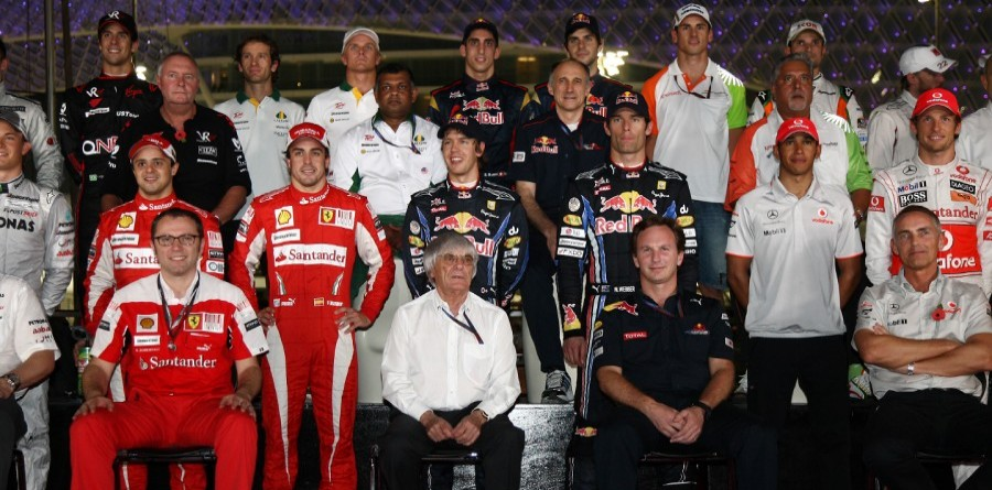 F1 teams want changes before signing up for 2013