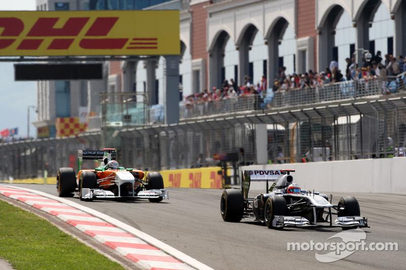 Turkish GP Pirelli Race Report