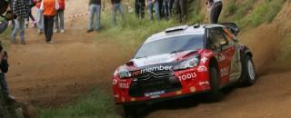 Petter Solberg Rally Italia Sardegna Event Summary