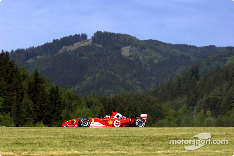 Mateschitz insists F1 return for Austria unlikely