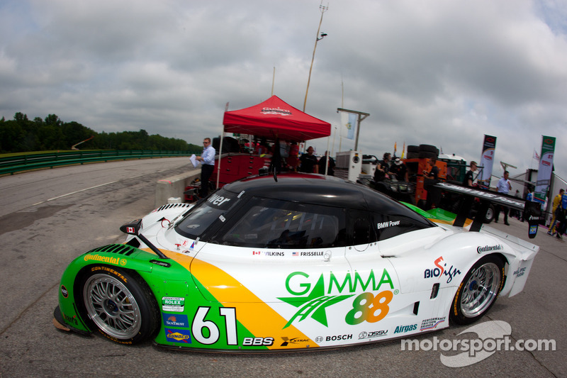 AIM Autosport VIR qualifying report