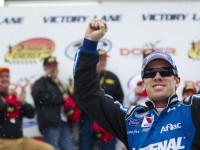 Edwards misses wreck to take Nationwide win at Dover