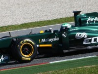Spanish GP Team Lotus Preview