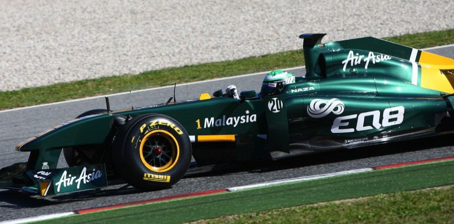 Spanish GP Team Lotus Preview