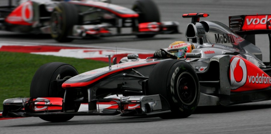 McLaren Denies Prompting Blown Exhaust Clampdown