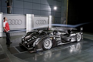 Le Mans Audi Develops New R18 Aero Package