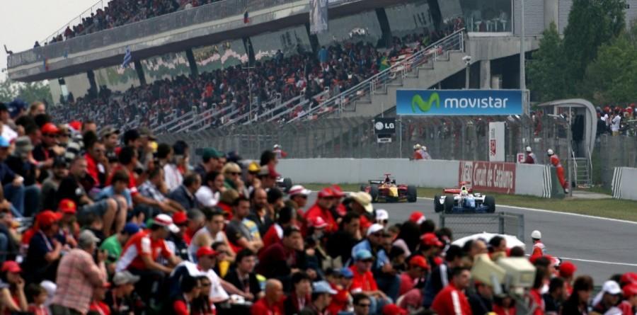 GP2 Series Barcelona, Spain Preview
