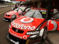 TeamVodafone Has High Hopes for Winton Event