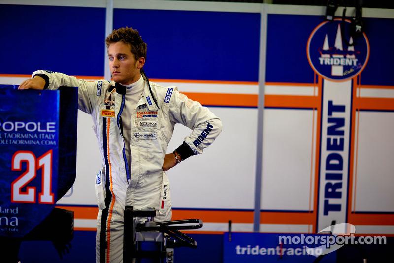 Trident Racing Barcelona Qualifying Report