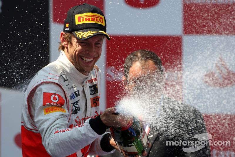 Spanish GP Winners Press Conference