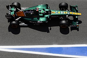 Team Lotus Spanish GP Race Report