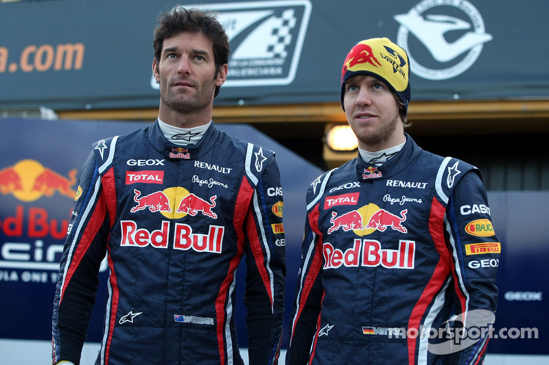 Driver tension gone because Vettel faster - Lauda