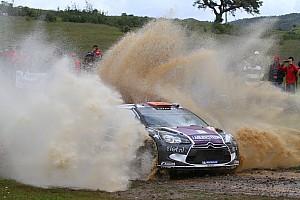 WRC Van Merksteijn Motorsport Rally Argentina Leg 1 Summary