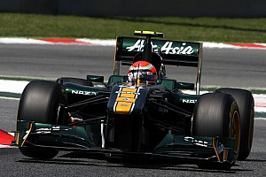 Formula 1 Team Lotus needs name tweak for 2012 - Ecclestone