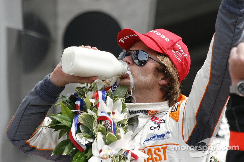 IndyCar Series Indy 500 Race Report