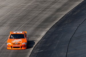 NASCAR Sprint Cup Kentucky Speedway Tire Test Notes