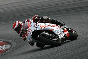 Team Aspar Catalunya GP Race Report
