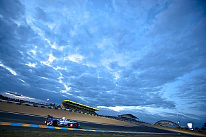 Le Mans Pescarolo Le Mans Wednesday Report