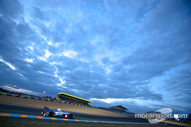 Pescarolo Le Mans Wednesday Report