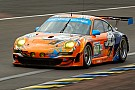 Flying Lizard Le Mans Hour 4 Report