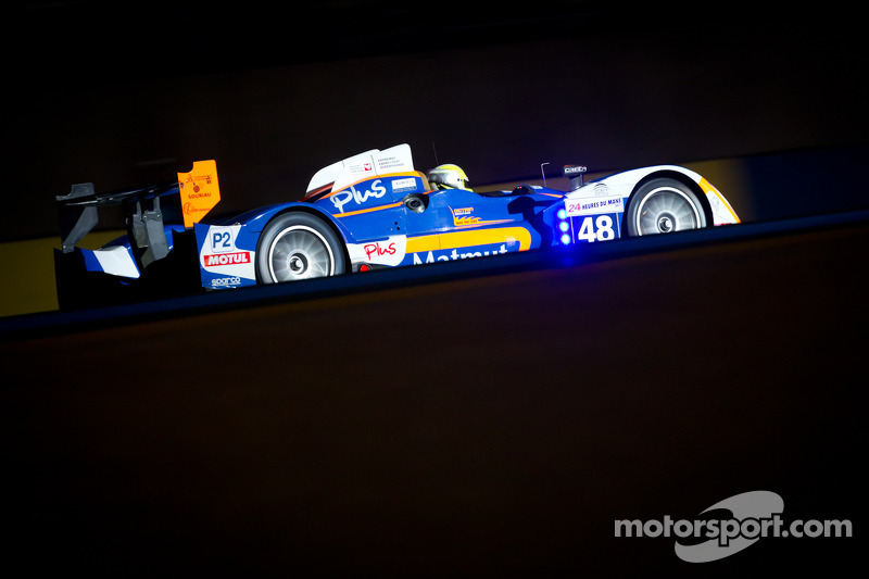 Team ORECA-Matmut P2 Le Mans Hour 12 Report