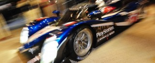 Peugeot Le Mans Hour 9 Report