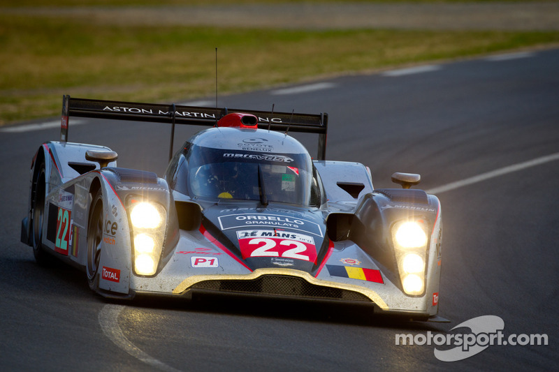 Aston Martin Racing Le Mans Hour 19 Report