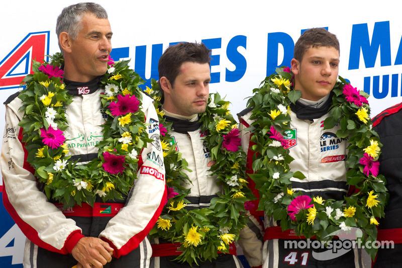 Nissan Le Mans 24H Race Report