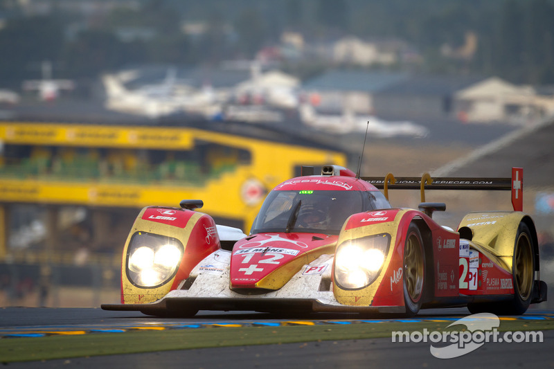 Rebellion Racing Le Mans 24H Race Report