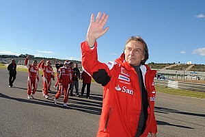 Slow Teams And Drivers A 'Problem' - Montezemolo
