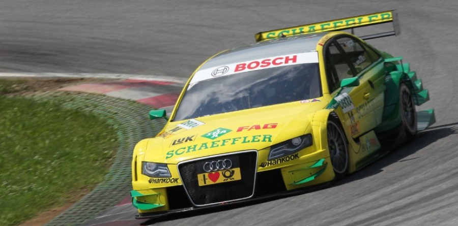 Audi hope to dominate in Lausitz, Germany