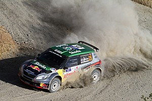 WRC SWRC Teams Arrive At Acropolis Rally