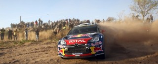 Citroen Acropolis Rally Leg 1 Summary