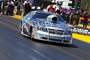 NHRA Team Mopar Bristol Dragway Friday Report